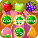 Crazy Fruits Amazing Puzzle icon