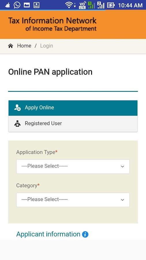 Voter Card And Pan Card Get Android Apps On Google Play