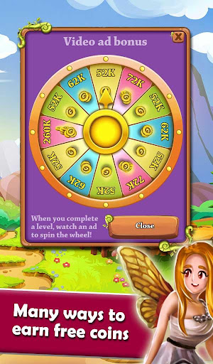 Mahjong Magic Worlds: Journey of the Wood Elves android2mod screenshots 12