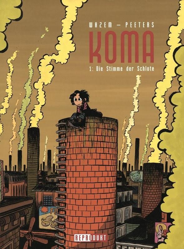 Koma (2012) - komplett