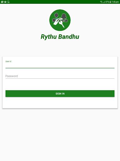 Rythu Bandhu, Telangana State. screenshots 10