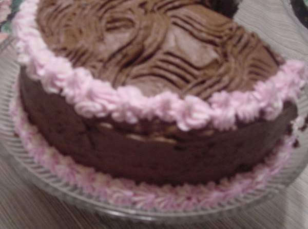Chocolate Lavender Cake With Chocolate Lavender Frosting Recipe