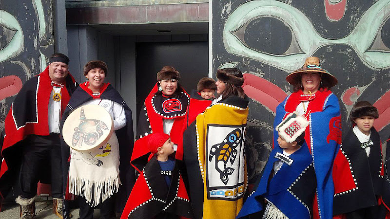 Enjoy a performance of ancient songs and dances by the Naa Kahidi Dancers during your visit to Sitka.