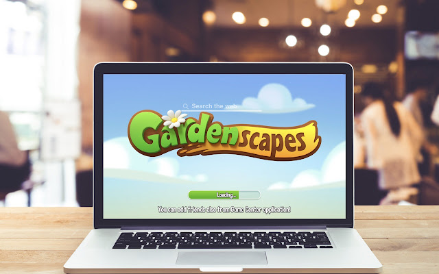 Gardenscapes HD Wallpapers Game Theme