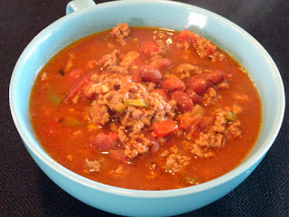 Roxanne's  Chili Recipe