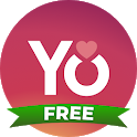 YoCutie - 100% Free Dating App icon