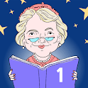 Bedtime stories with grandma 1 icon