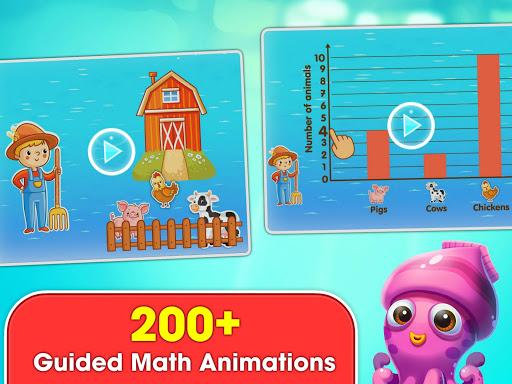 Monkey Math: math games & practice for kids screenshot 22