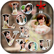 Text Photo Collage Maker