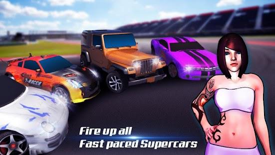 Car racing stunts 3D