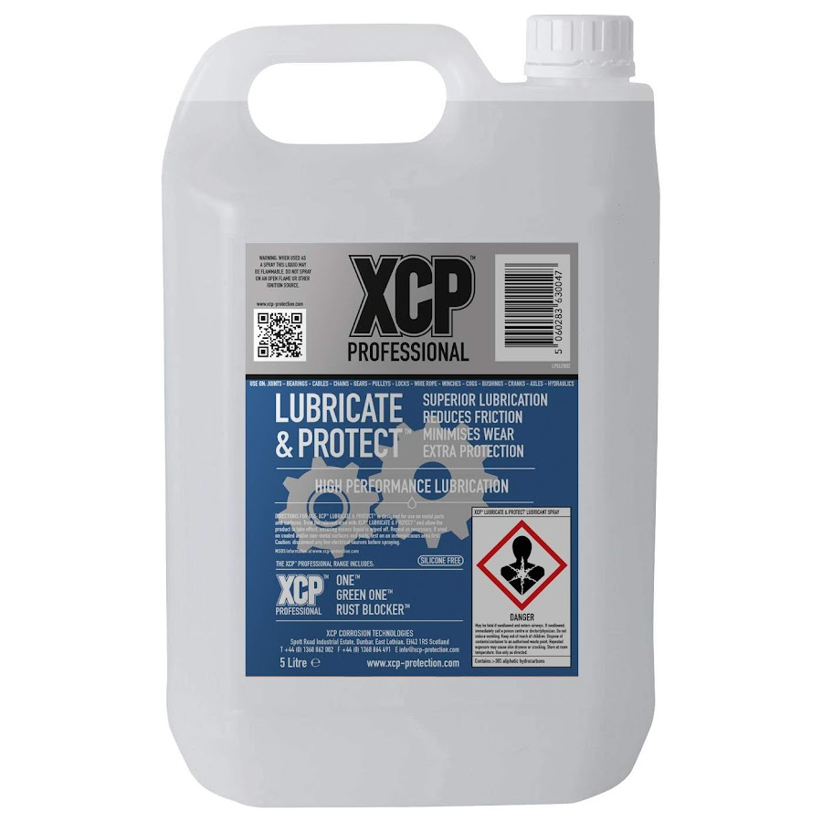 XCP Lubricate & Protect 5L