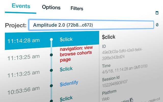Amplitude Instrumentation Explorer