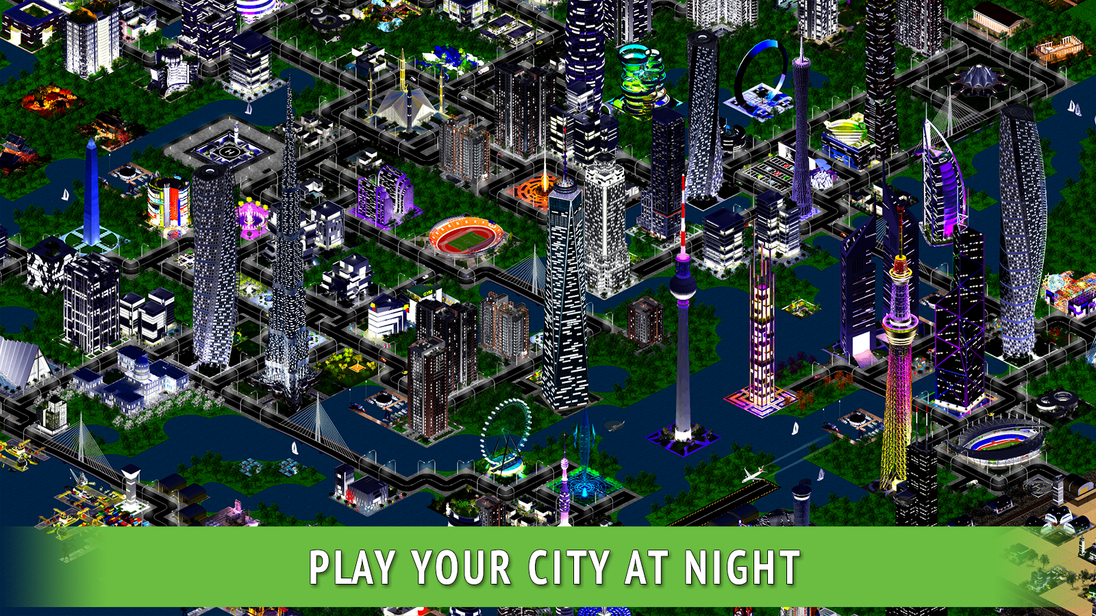 designer city building game android apps on google play