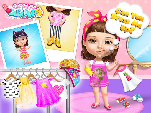 Sweet Baby Girl Cleanup 5 - Messy House Makeover  screenshots 24