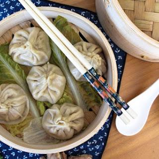 Shanghai Soup Dumplings.