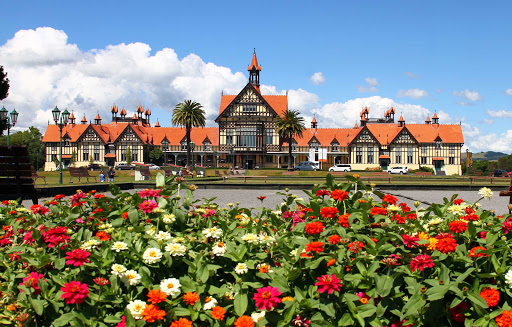 Ponant-NZ-Rotorua.jpg - Visit Rotorua Museum and art gallery on your next Ponant cruise to New Zealand.
