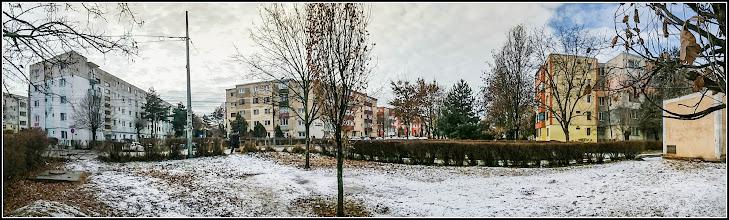 Photo: Culori de iarna - Calea Victoriei - 2017.02.10