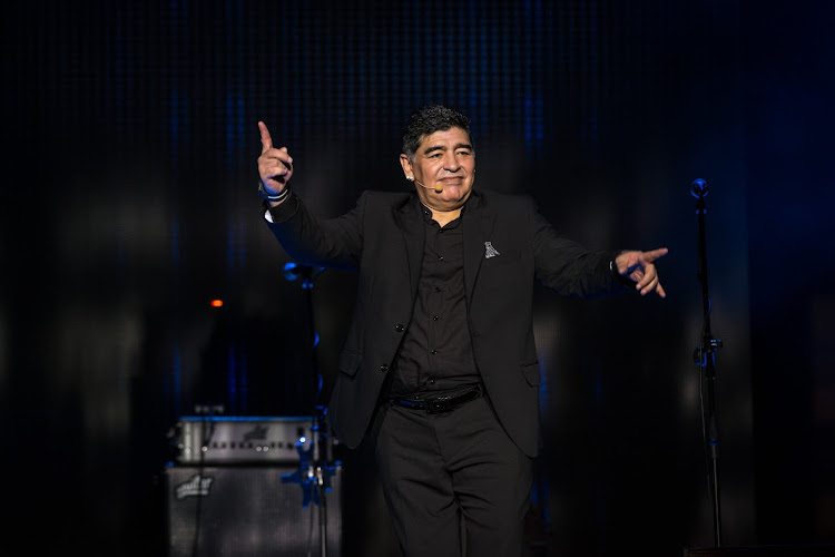 Diego Maradona reste à l'hôpital