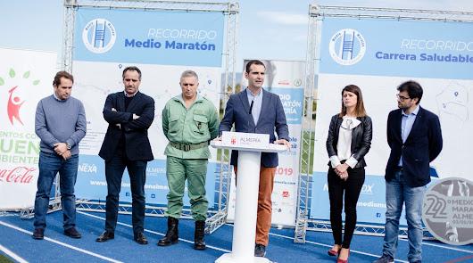 La XXII Media Maratón de Almería, en marcha