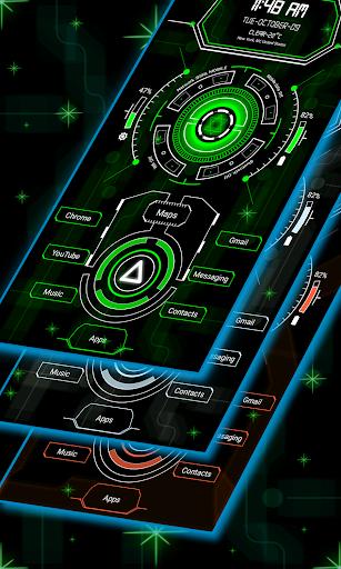 Circuit Launcher 2 - Next Generation Theme 2019 12.0 screenshots 1