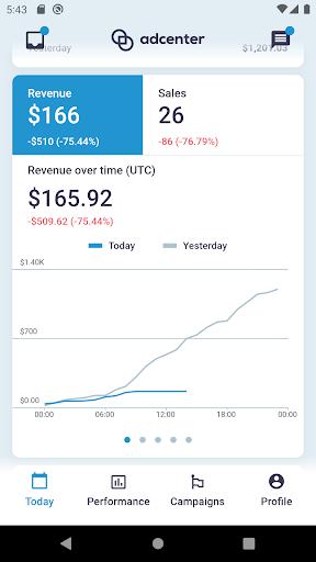 AdCenter screenshots 1