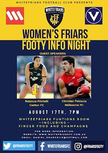 Women's Information Night
