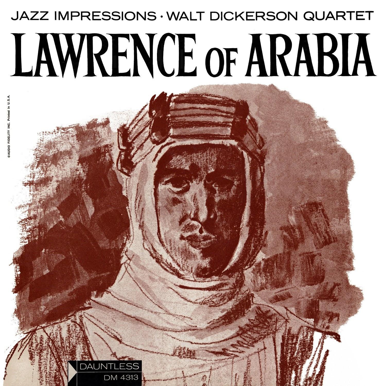 Maurice Jarre, Walt Dickerson, Walt Dickerson Quartet