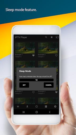 IPTV Player & Cast 2.2 screenshots 6