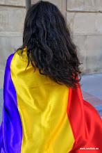 Photo: 02.06.2014.- ¡¡¡Felipe, no serás rey!!! Marianne acudió a Huesca