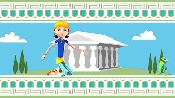 Der Fluch des Zeus-Tempels