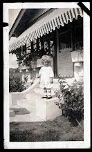 Photo: Tom Brandvold Album TBB012: Winston Hansen, circa 1921, Minneapolis, Minnesota