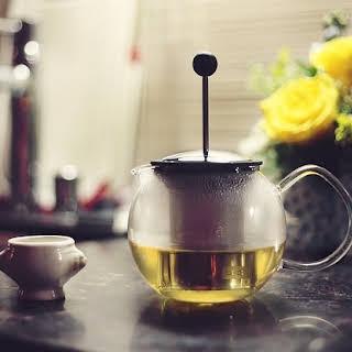 Iced Green Tea.