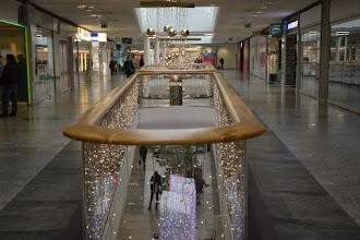 Photo: SCN Glasgeländer mit Holzhandlauf