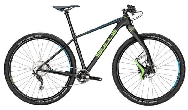 bicicleta MTB más bonita 2016