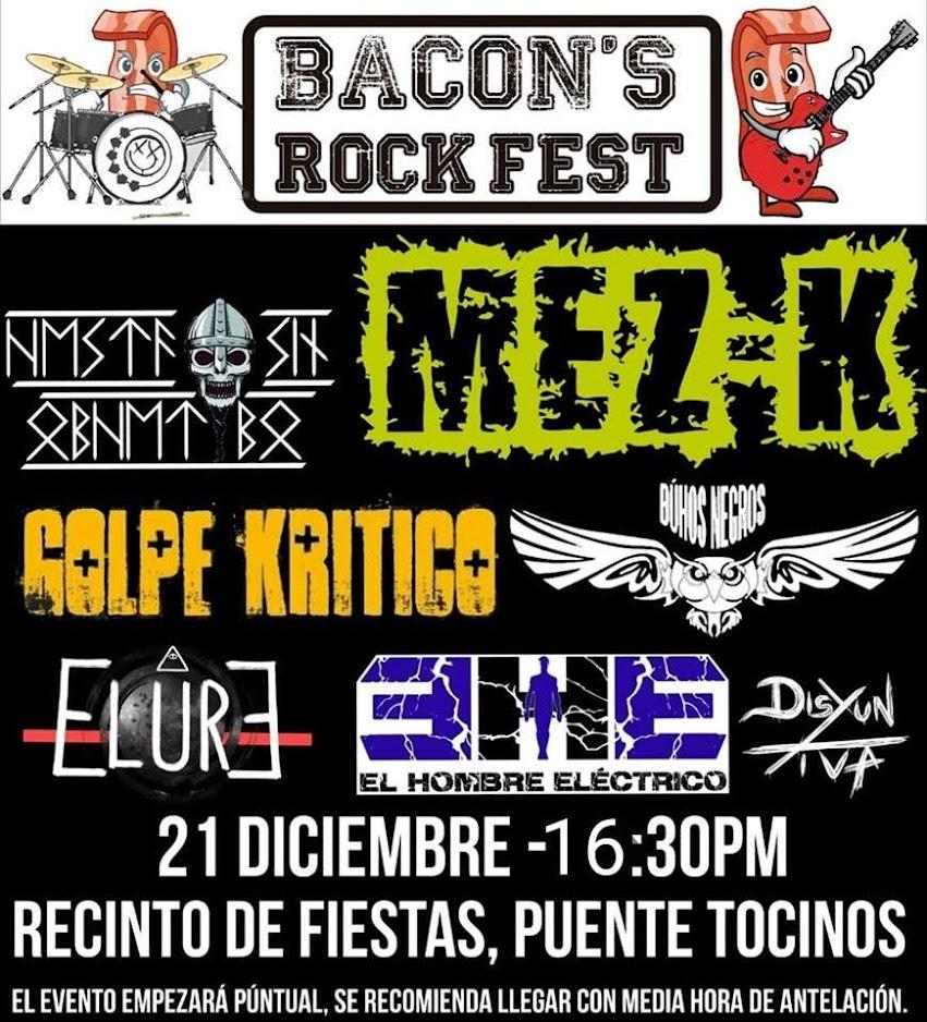 bacons rock fest