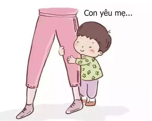 Bộ tranh cho thấy các mẹ nghĩ rằng mình yêu con nhất, nhưng không ngờ rằng bé còn yêu mẹ nhiều hơn thế - Ảnh 12.