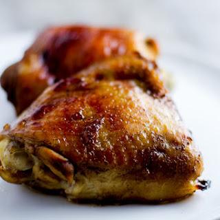Paleo Hawaiian Chicken Thighs Recipe