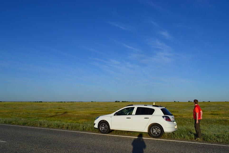 Путешествие по Малой Азии на автомобиле 2015г