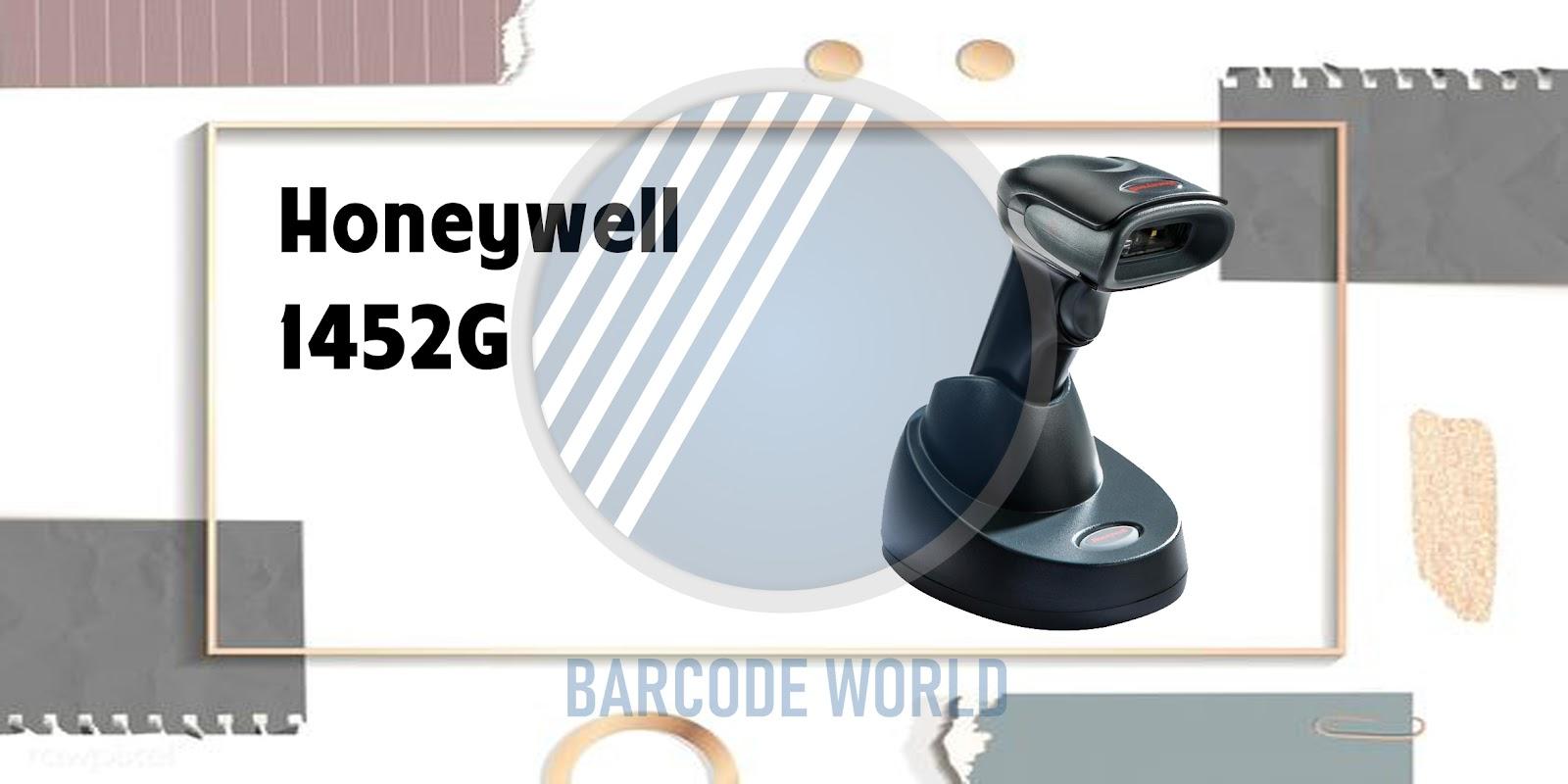 Máy quét barcode Honeywell 1452G phù hợp cho bệnh viện, y tế I Thế Giới Mã Vạch