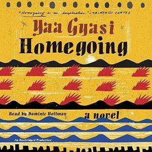 Homegoing Audiobook