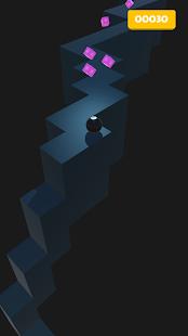 Super Zigzag Lite Ball screenshot