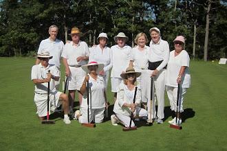 Photo: Tournament Participants: 4 Clubs represented