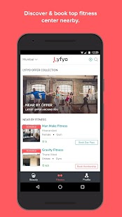 Lyfyo - Booking App For Beauty And Fitness - náhled