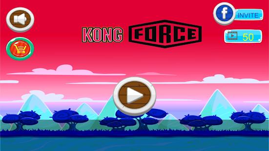 Kong Force - náhled