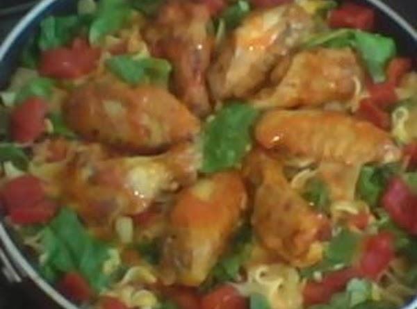 Quick & Easy Buffalo Chicken Pasta Recipe