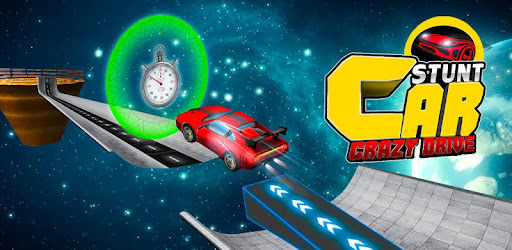 Space Car Stunt Drive for PC