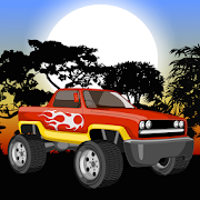 Jungle Adventure Monster Truck