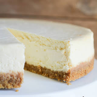 Basic Cheesecake.