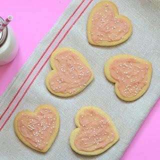 Paleo Sugar Cookies.