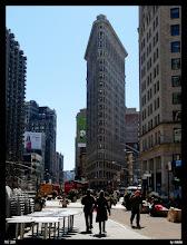 Photo: El Flatiron. Fíjate tú que tontería, pero ver este edificio era una de las cosas que más ilusión me hacía de ir a NYC.